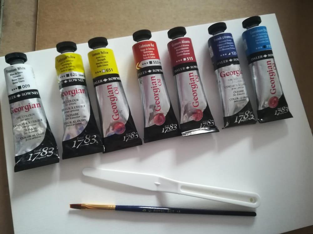 Colour Mix Grid - image 1 - student project