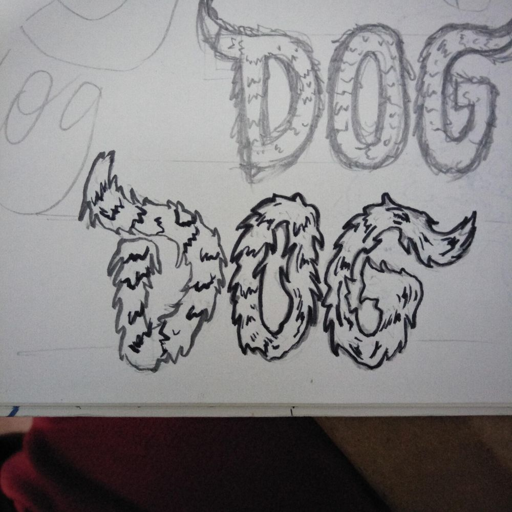 Dog - image 3 - student project