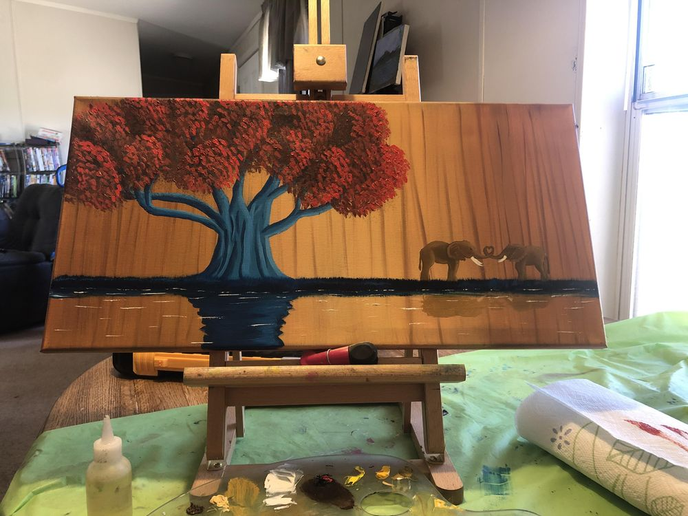 The Elephant Tree - image 2 - student project