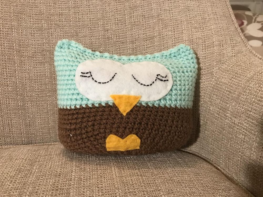 Mama owl and baby owl - image 1 - student project