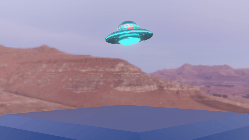 UFO - image 1 - student project