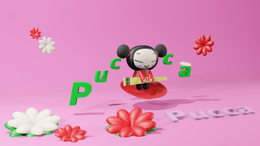 Pucca - image 1 - student project