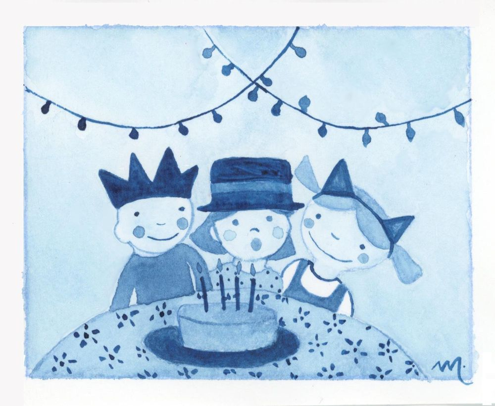 Home Décor & All Things Children's Illustration - image 3 - student project