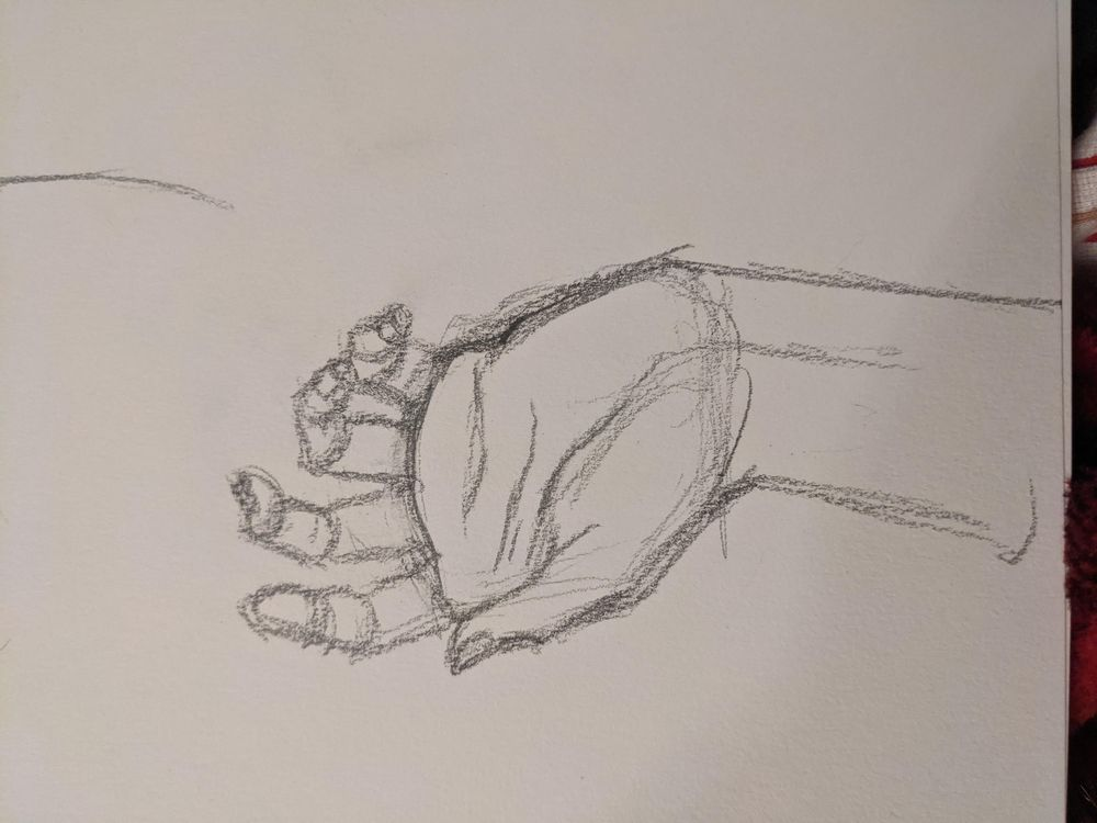 Mastering hands pt 1 - image 2 - student project