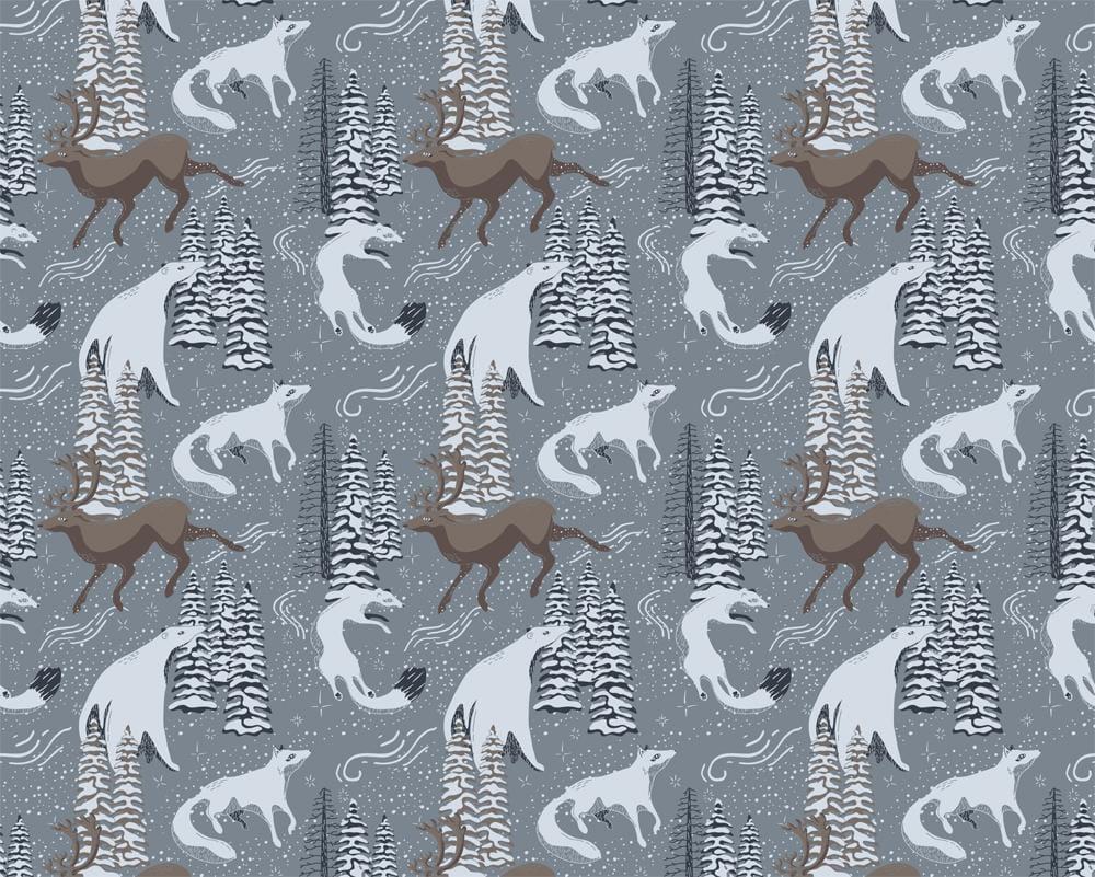Arctic Winter - 5 Complex Pattern Techniques - image 11 - student project