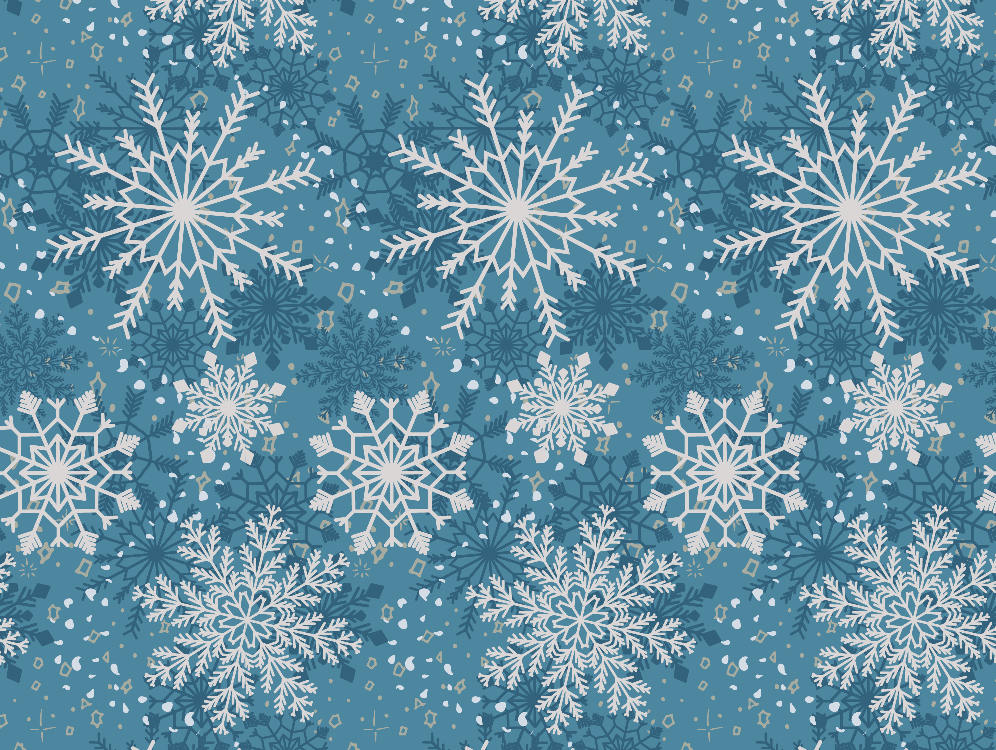 Arctic Winter - 5 Complex Pattern Techniques - image 14 - student project