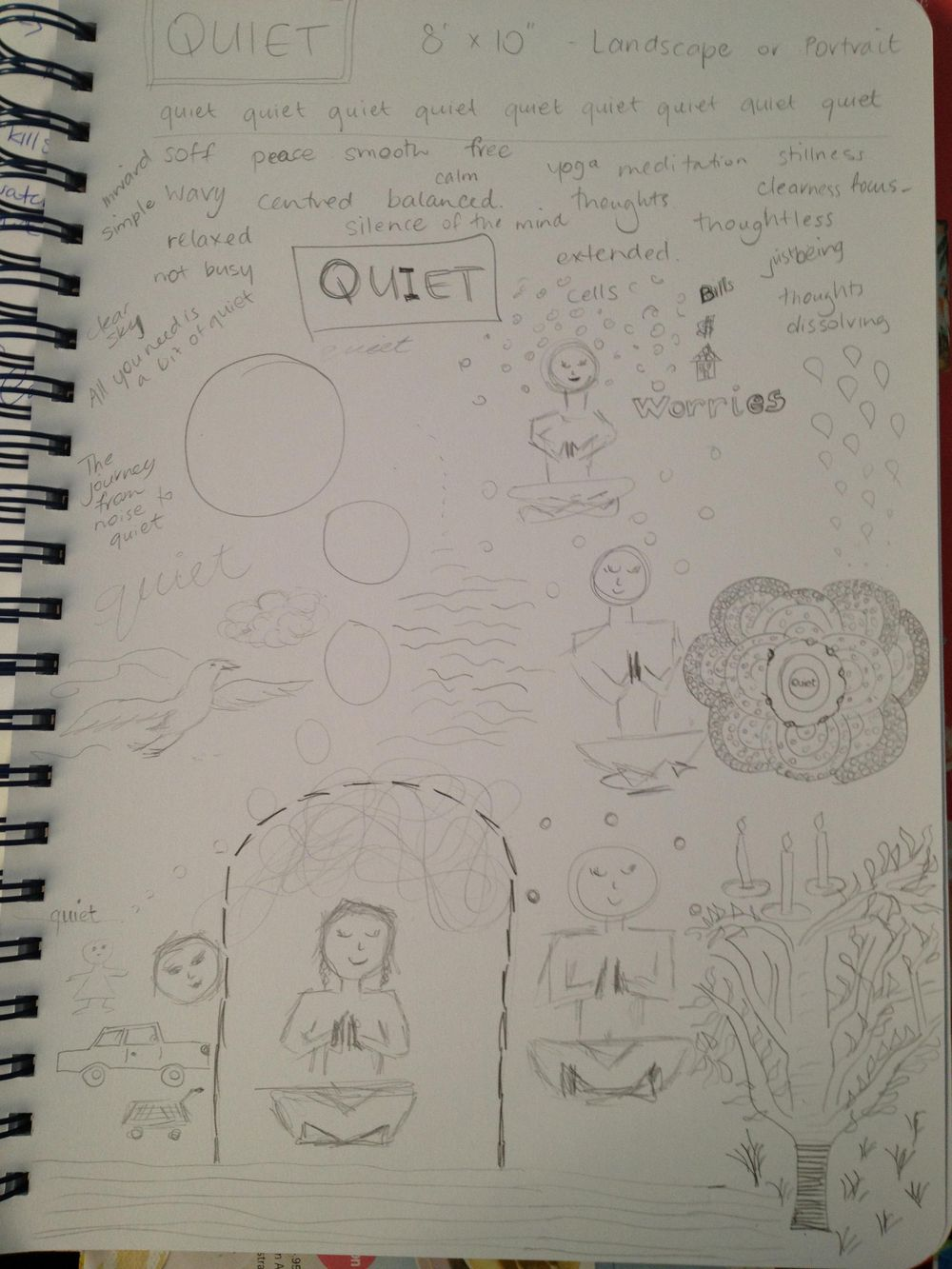 All you need is a bit of quiet - image 1 - student project