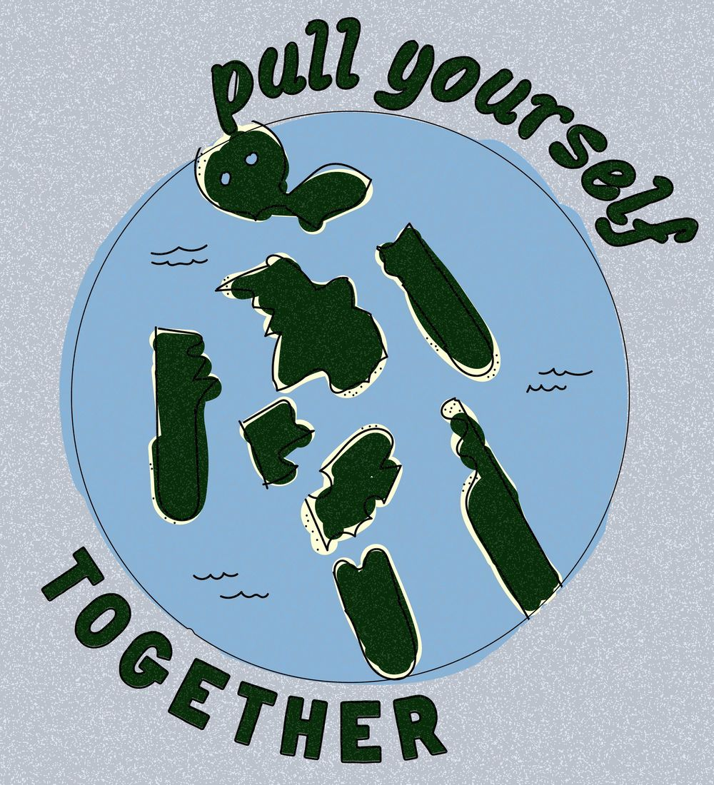 Pull yourself together - image 2 - student project