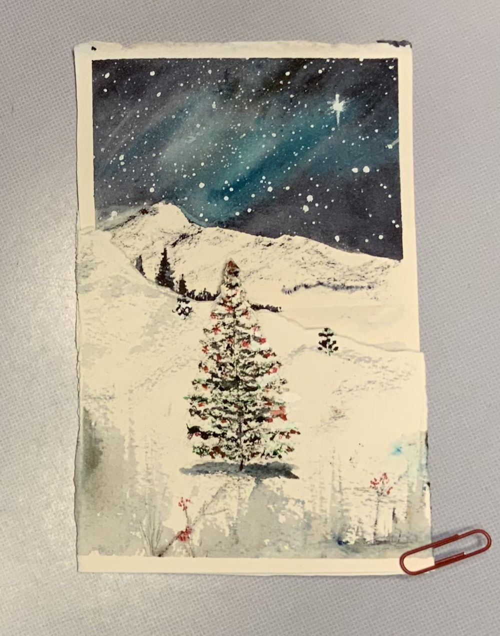 Christmas Night - image 1 - student project