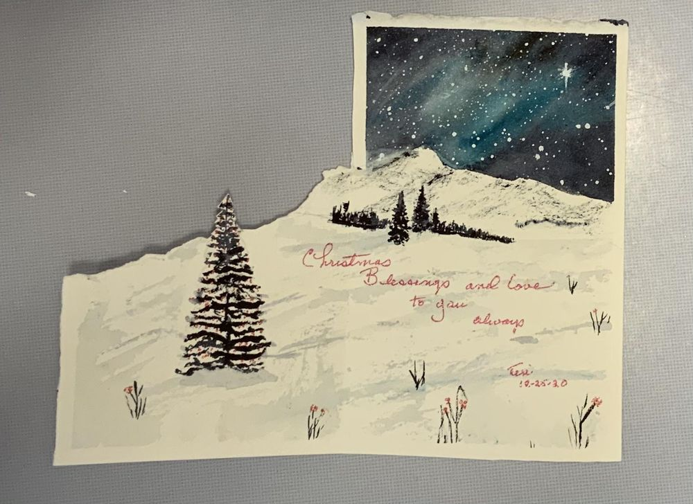 Christmas Night - image 2 - student project