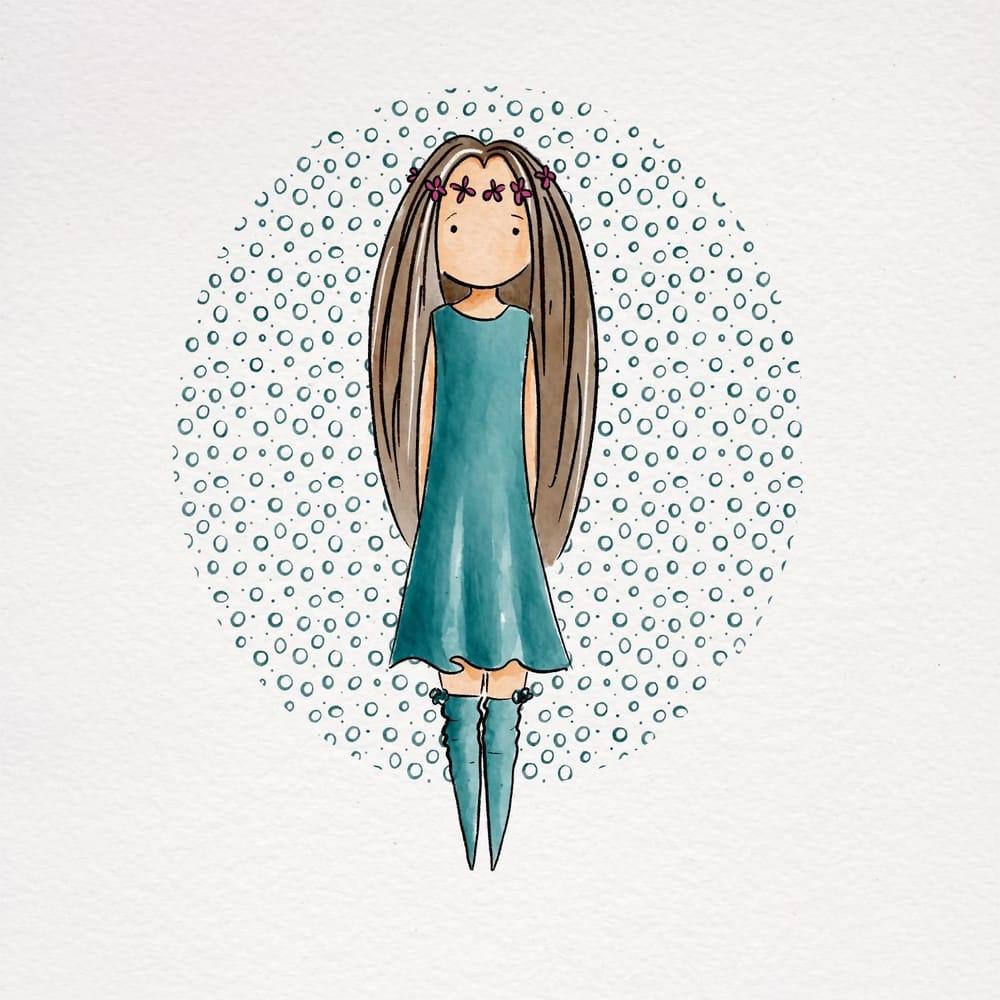 Stylized Girls - image 2 - student project