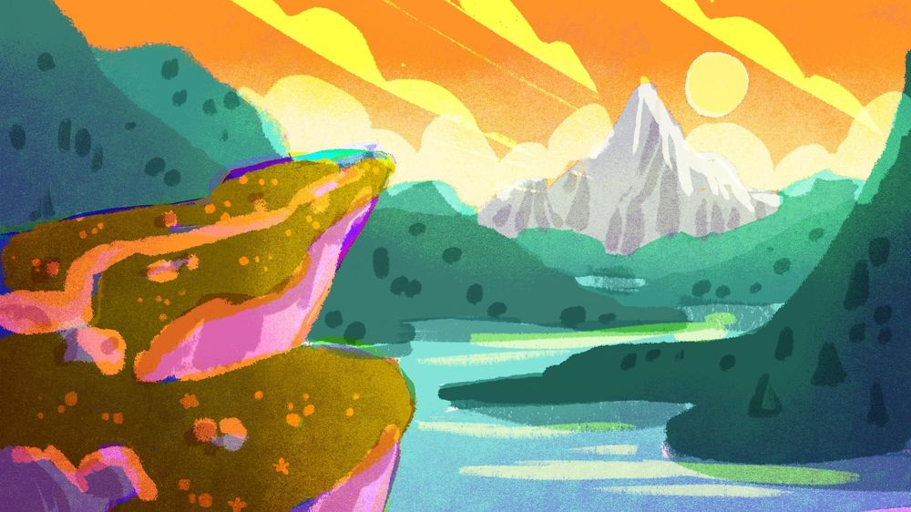 Mountain Adventure - image 4 - student project