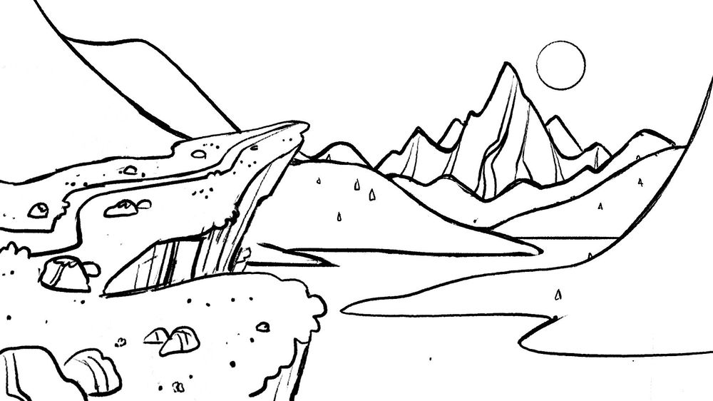 Mountain Adventure - image 3 - student project