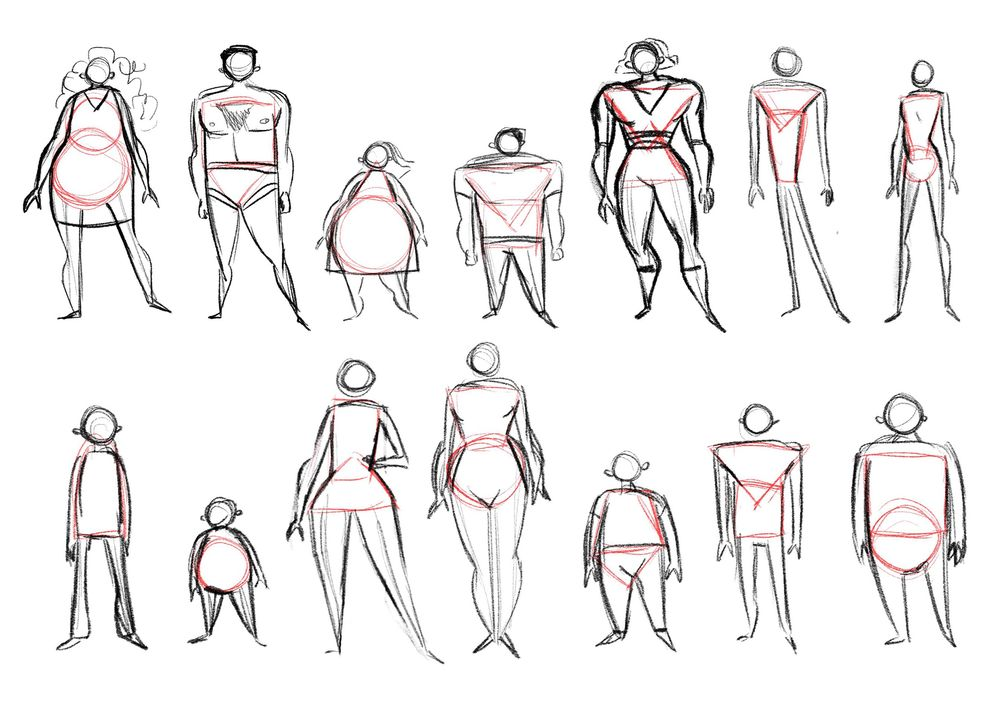 Drawing People - image 1 - student project