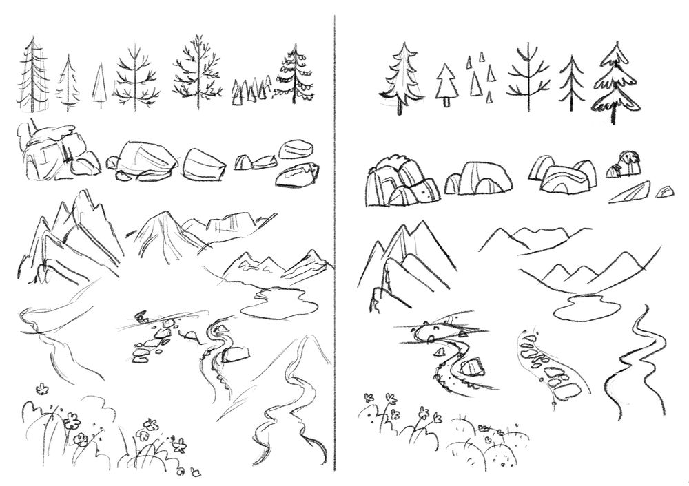 Mountain Adventure - image 1 - student project