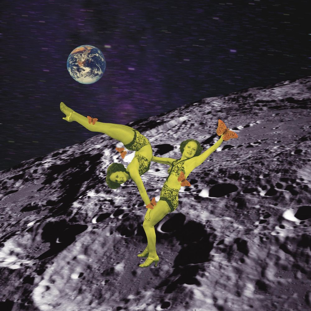 A trip to the moon - image 1 - student project