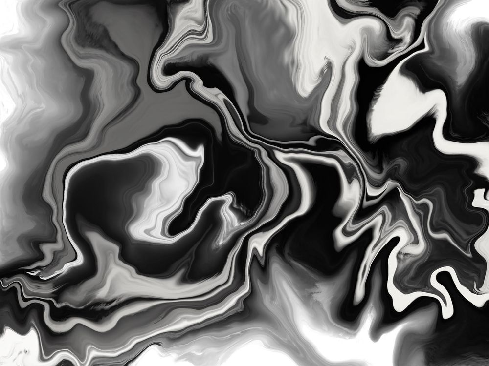 Digital Marbling - image 2 - student project