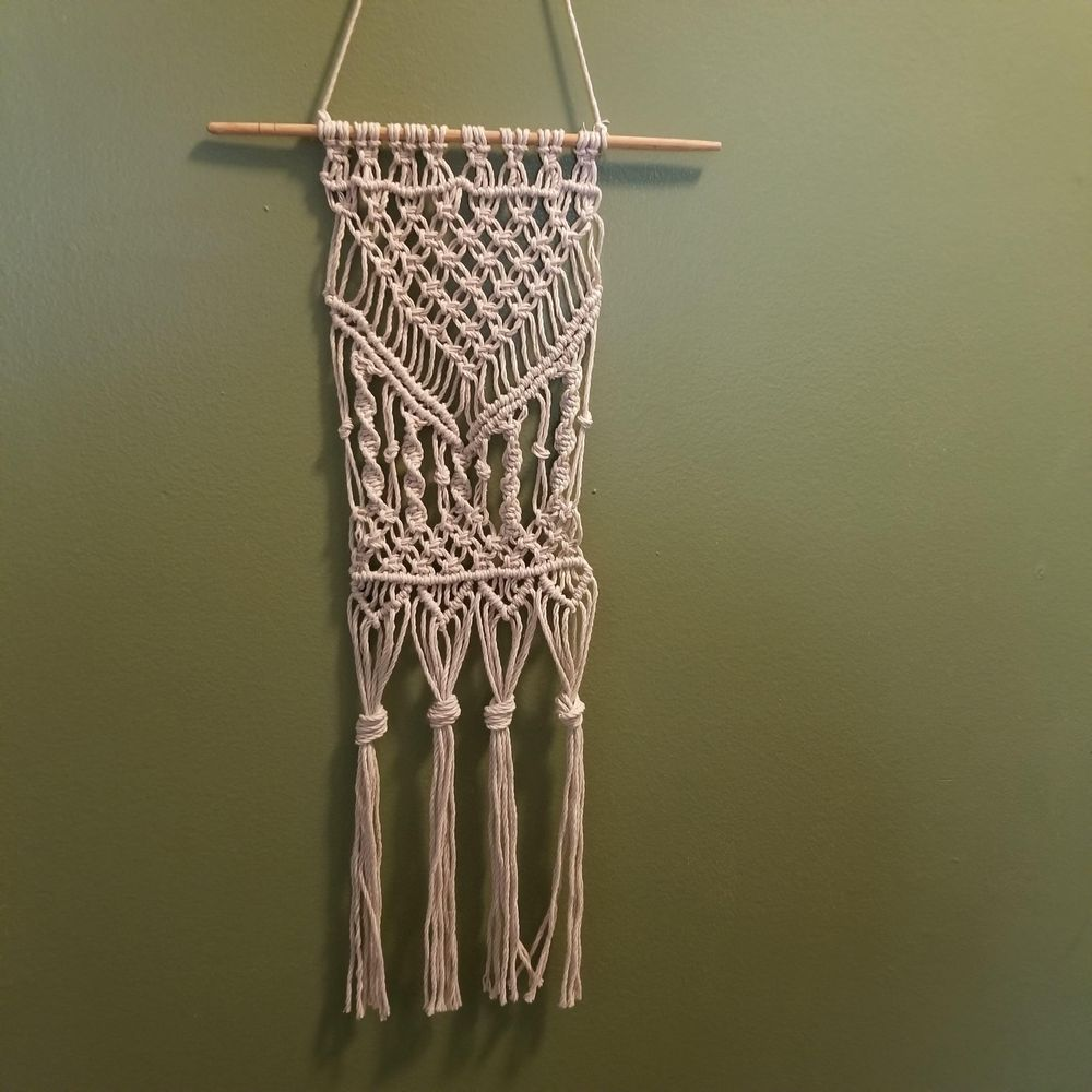 Learning Macrame - image 1 - student project