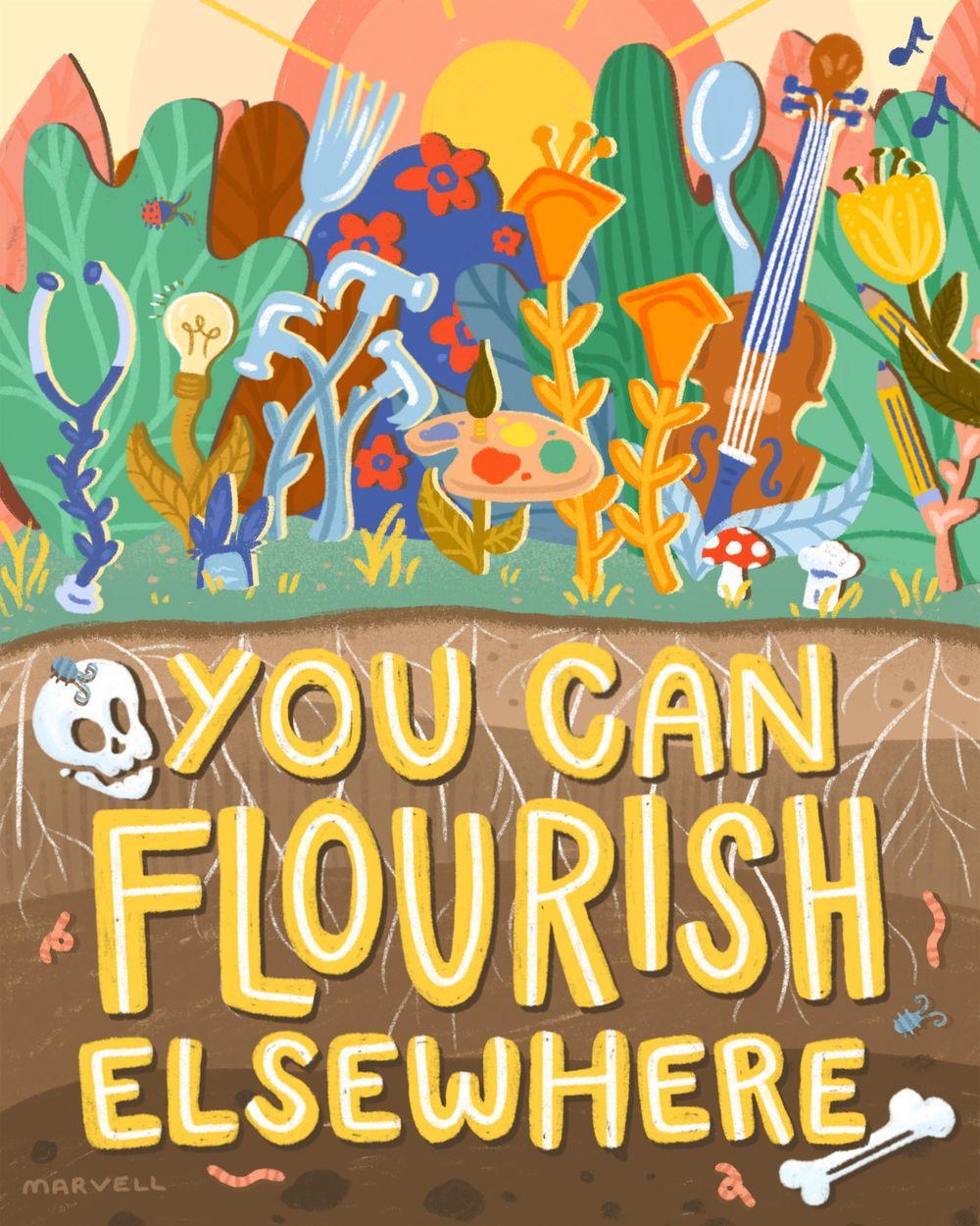 Keep Flourishing - image 1 - student project