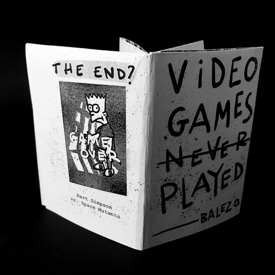 Video Games Never Played - image 5 - student project