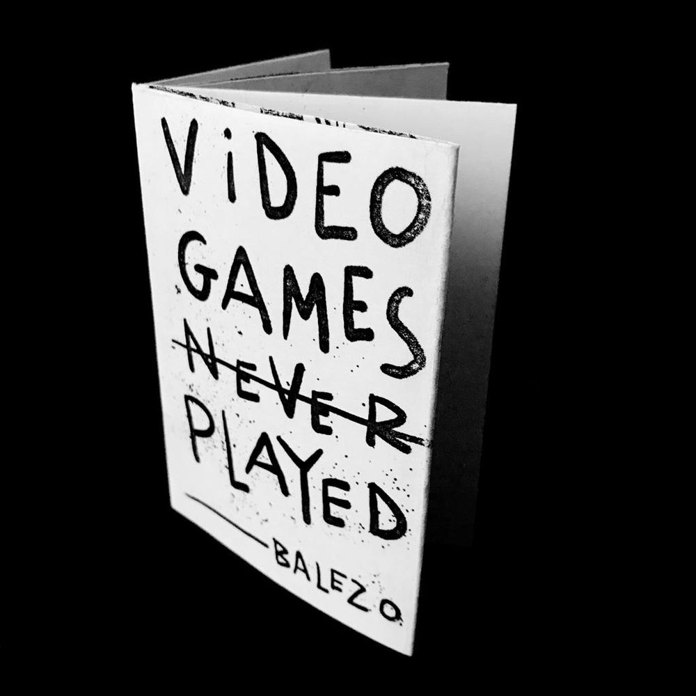 Video Games Never Played - image 1 - student project