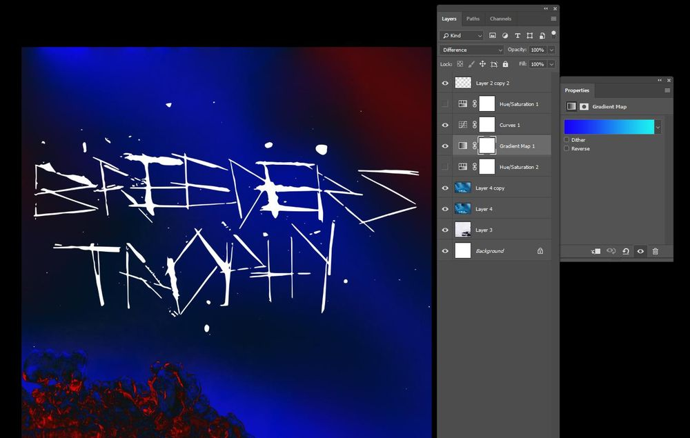 Lettering test - image 5 - student project