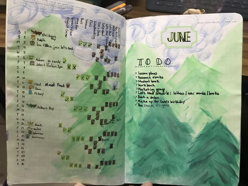 Modern Journal - image 1 - student project