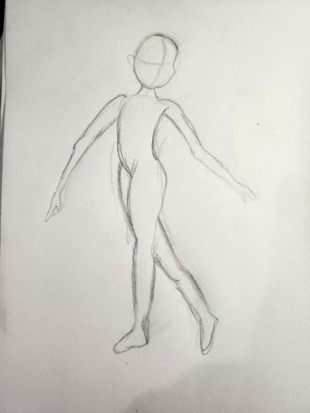 Gesture Assignment - image 1 - student project