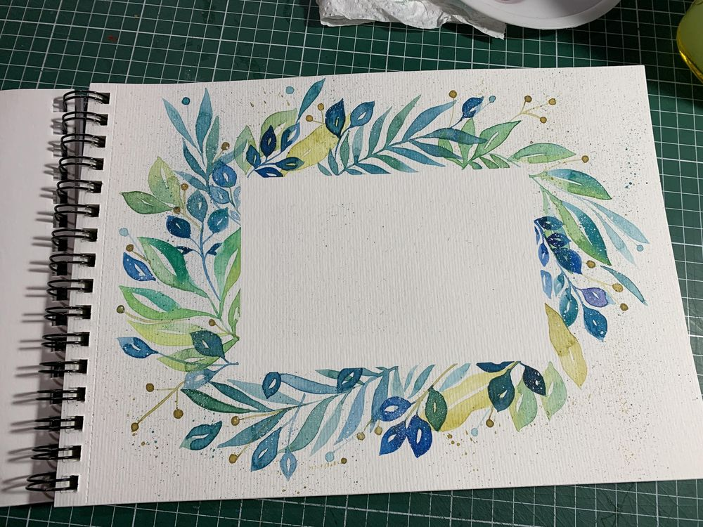 Beauty frame - image 1 - student project