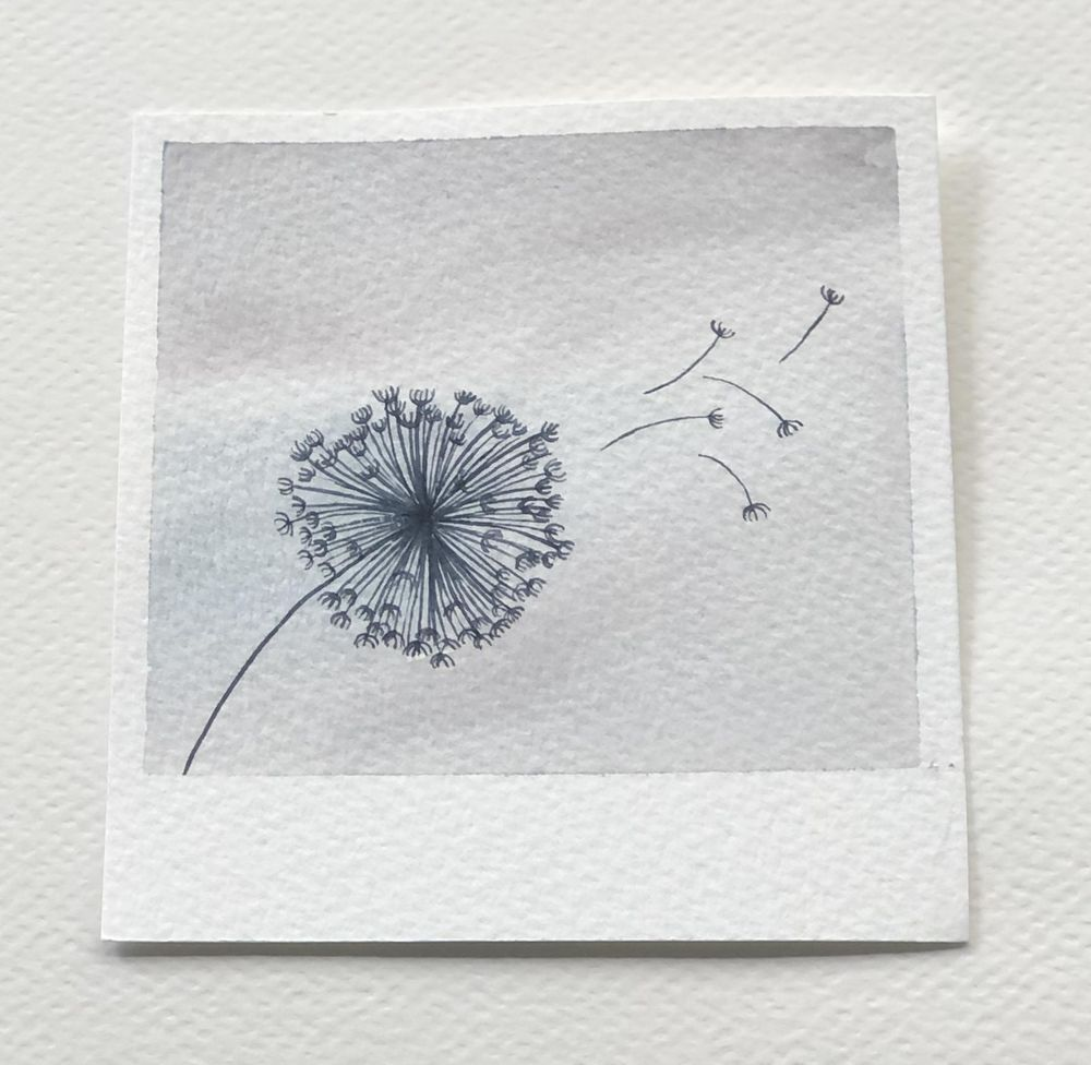 Relaxing Watercolour Projects for Beginners: Simple Skies & Silhouettes - image 4 - student project