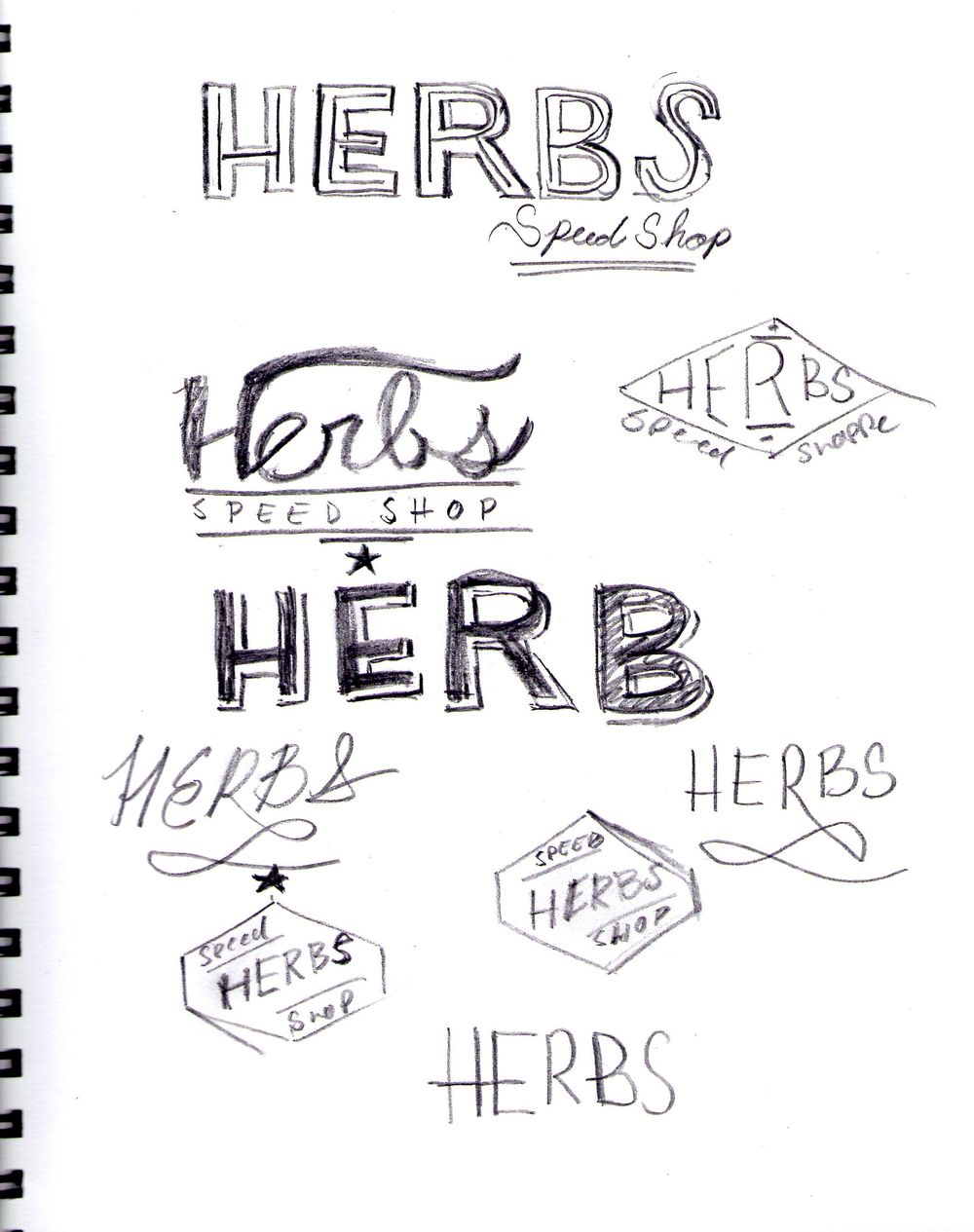Herbs Speed Shop - The start of a passion project  - image 3 - student project