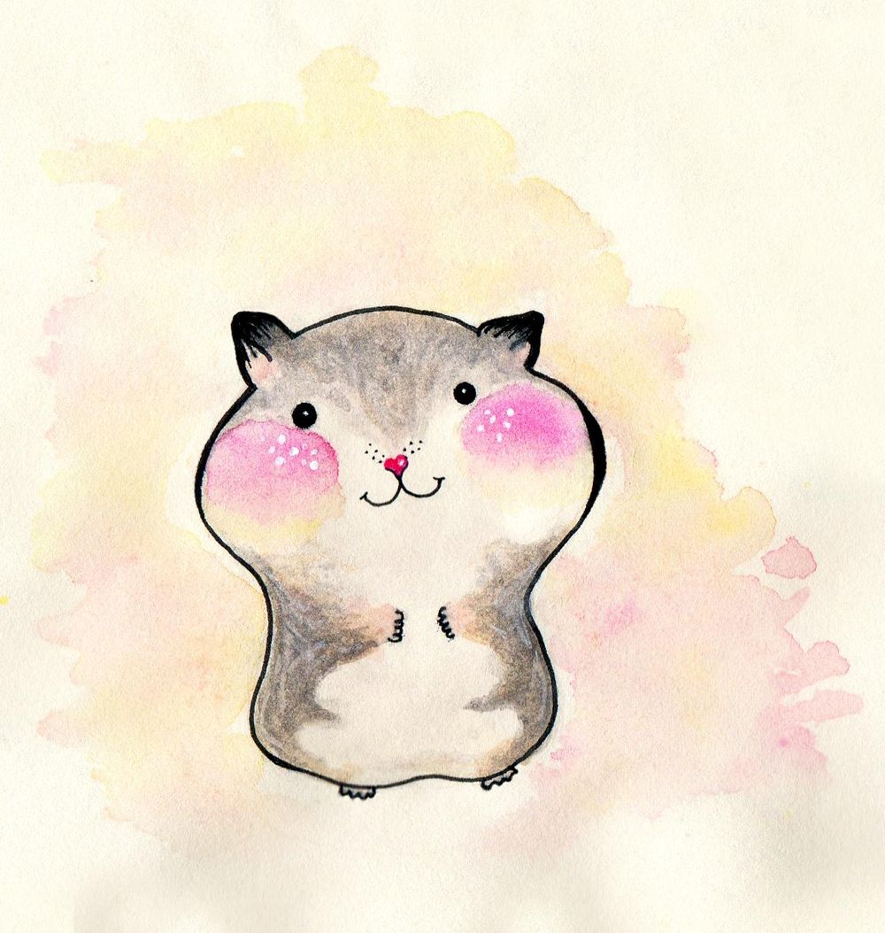 Hamster - image 1 - student project