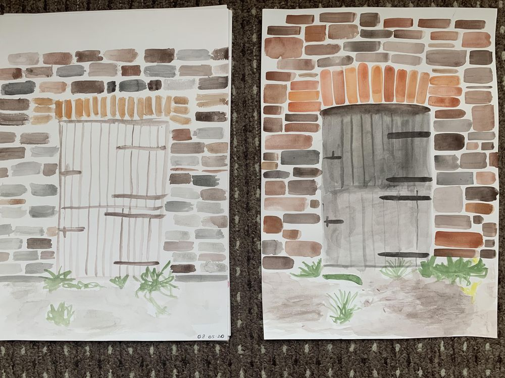 Watercolour Drills as a beginner! - image 17 - student project