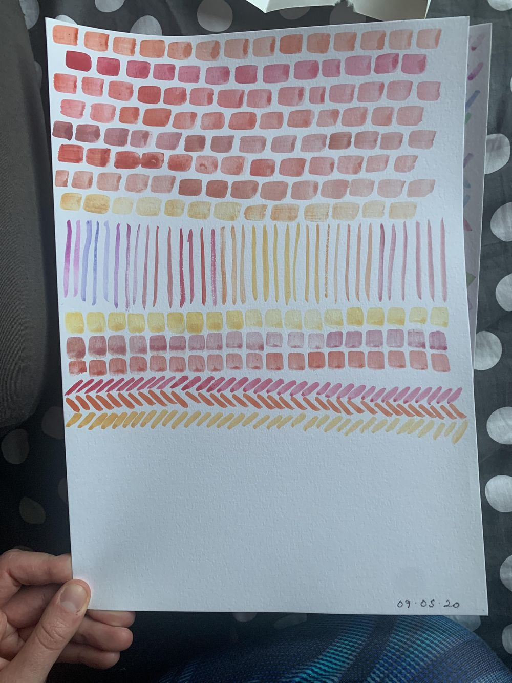 Watercolour Drills as a beginner! - image 6 - student project