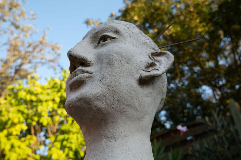 Garden Statue - image 2 - student project