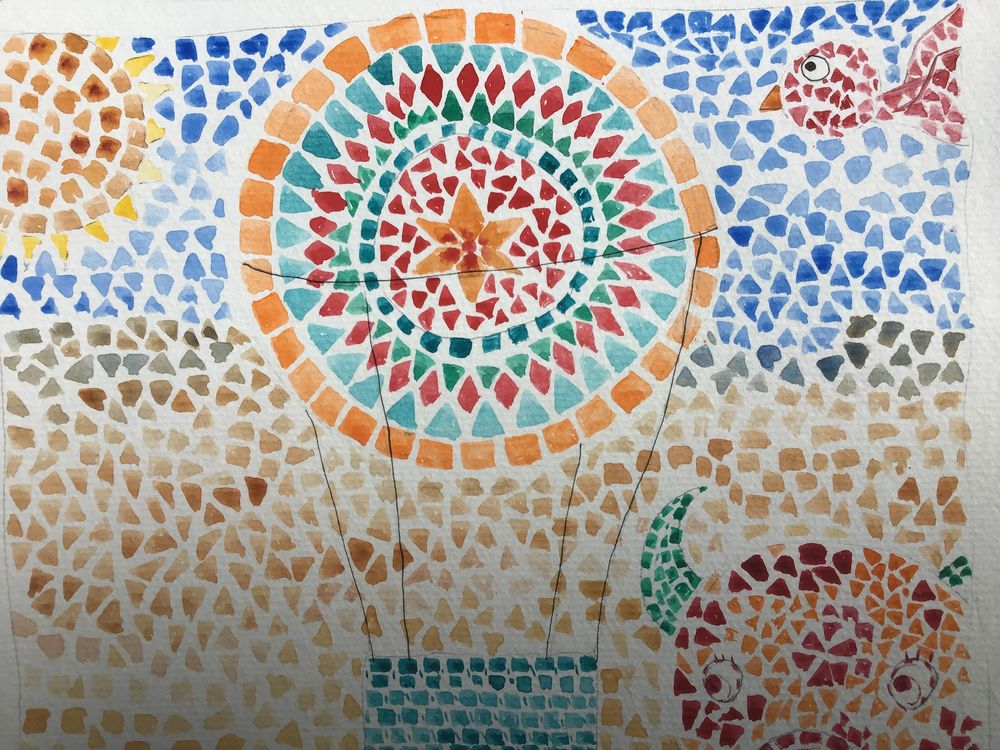 Mosaics - image 1 - student project
