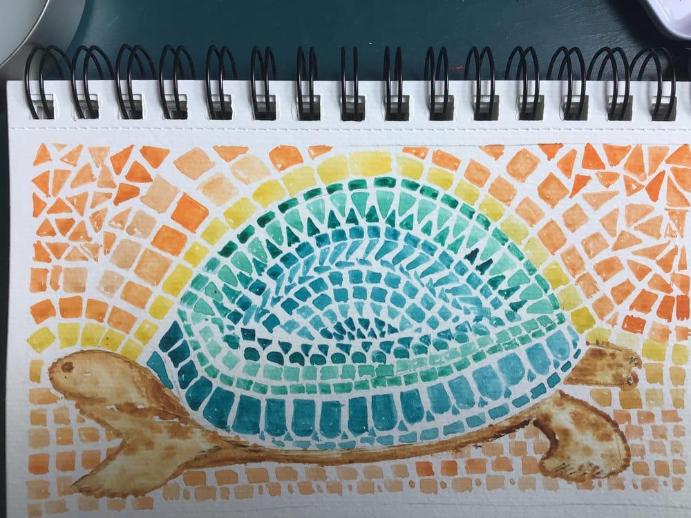 Mosaics - image 2 - student project