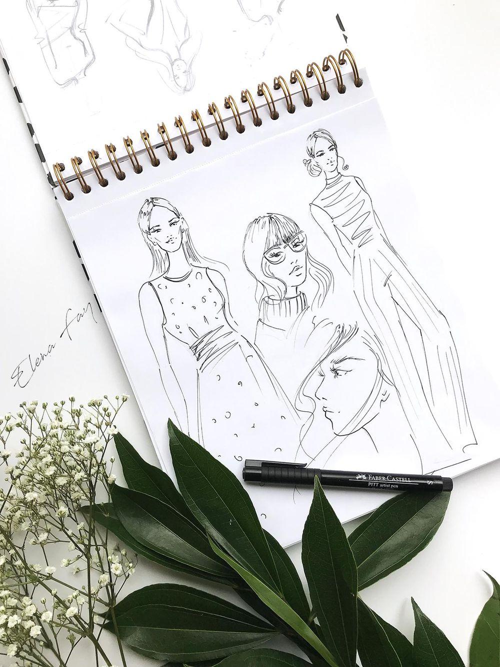 Sketchbook - image 1 - student project