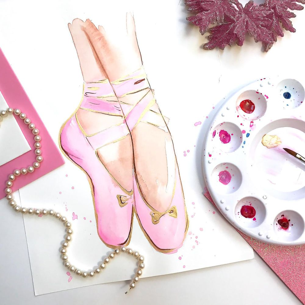 Shoe Love:) - image 1 - student project