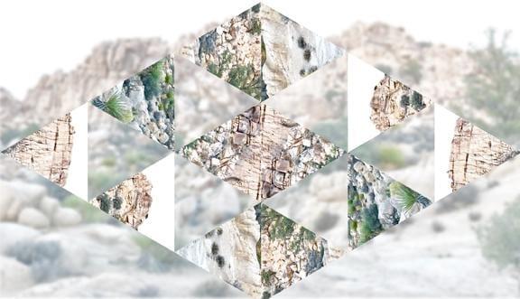 Joshua Tree Rocks - image 1 - student project