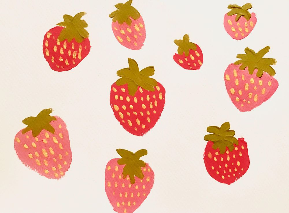 Leah Goren's Learn to Paint with Gouache - image 2 - student project