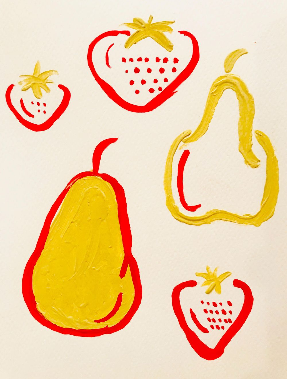 Leah Goren's Learn to Paint with Gouache - image 3 - student project