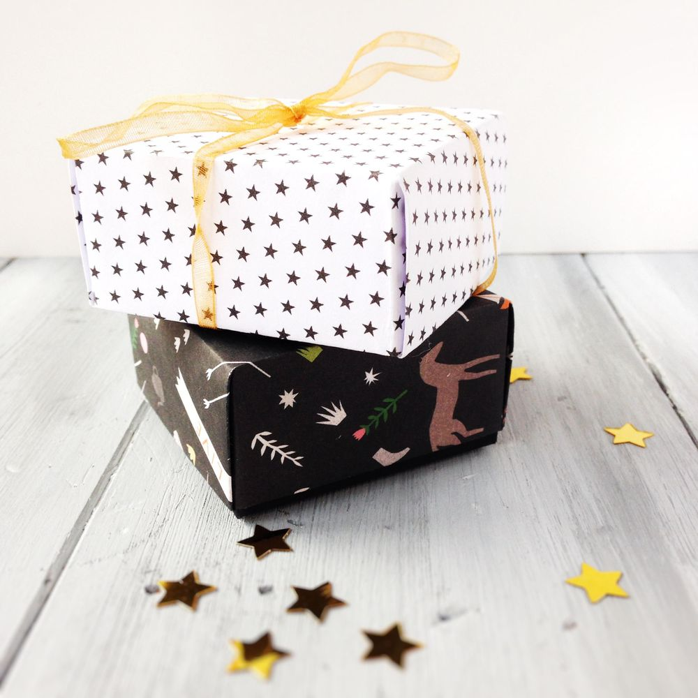 Christmas gift boxes - image 2 - student project