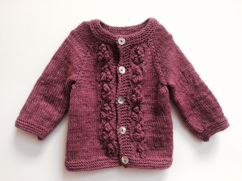 Baby Sweater - image 1 - student project