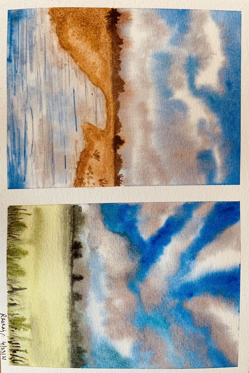 6 easy landscapes - image 3 - student project