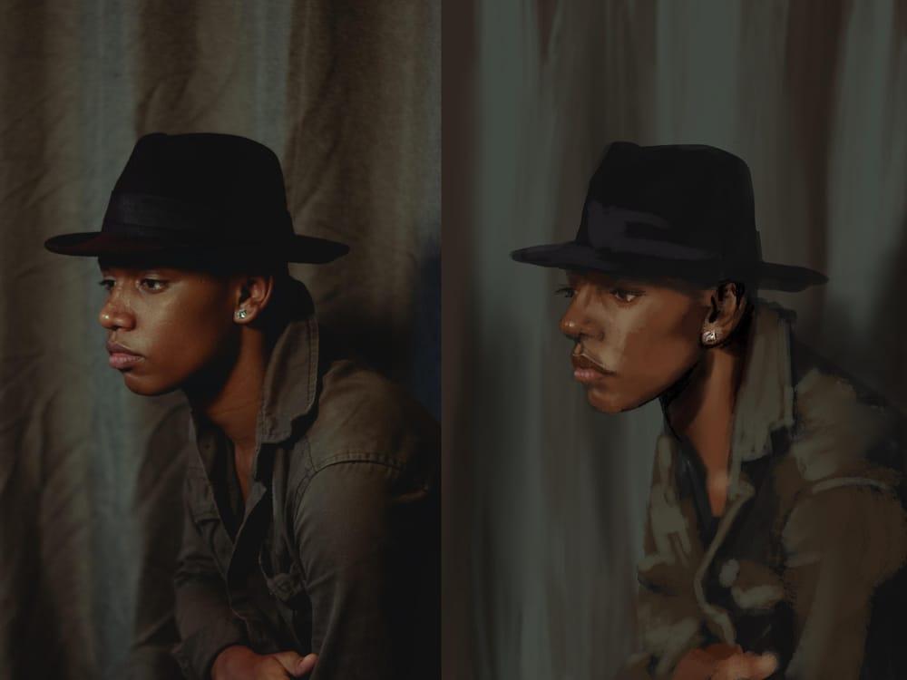 Black Hat - image 1 - student project