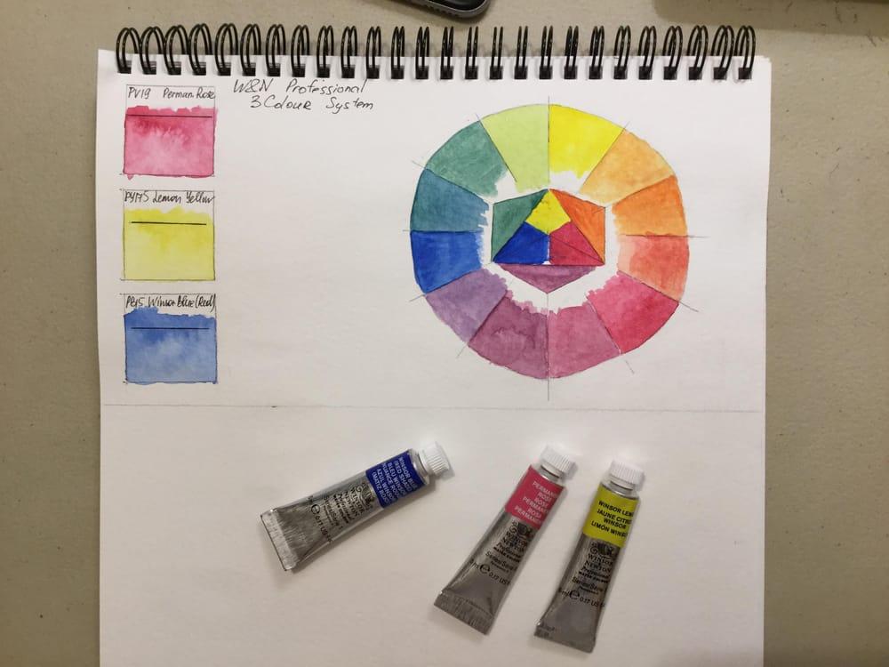 Colour symphony - image 1 - student project
