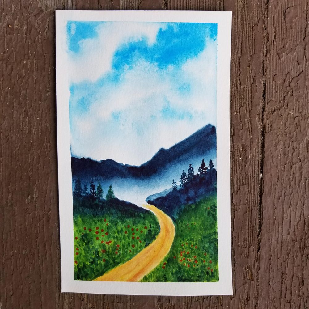 Road not Taken - image 1 - student project