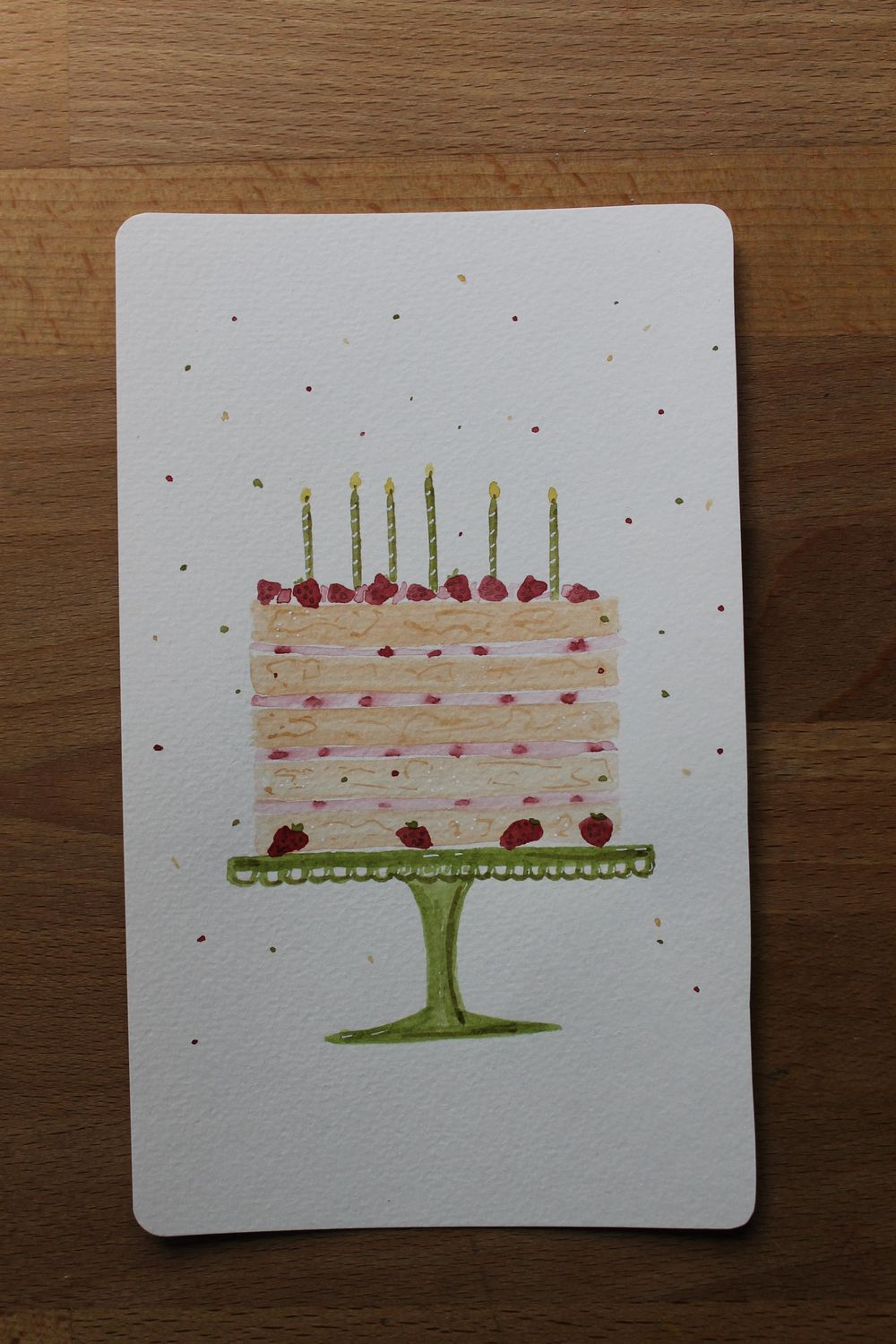 Yummy Cakes - image 4 - student project