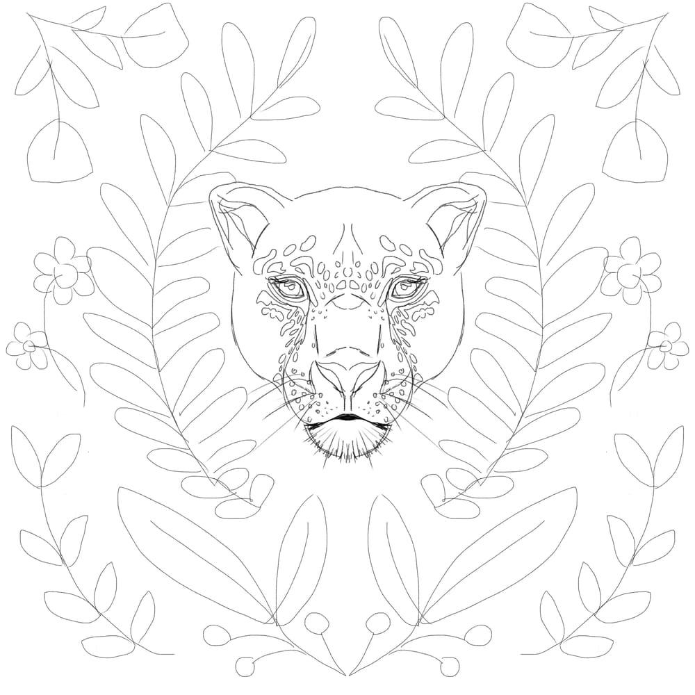 My Jaguar :-) - image 1 - student project
